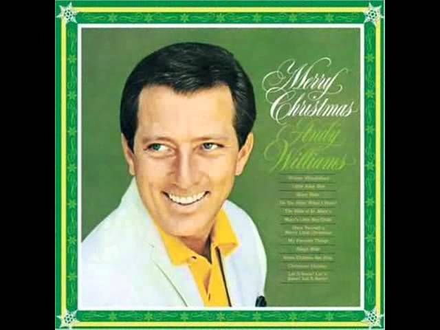 Andy Williams - Love Is A Many Splendored Thing