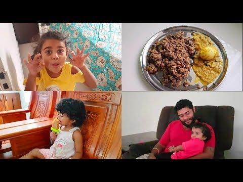 A Day in my Life Vlog  -  Ulundu Choru, Egg Avial, Adai Dosa Recipe - YUMMY TUMMY TAMIL VLOG