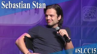 Sebastian Stan  Full Panel/Q&A  Salt Lake Comic Con 2015