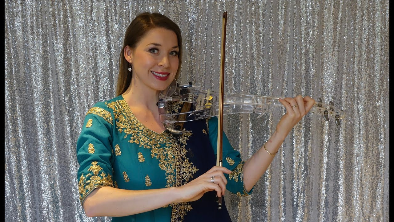Kate Chruscicka - Live Bollywood Electric Violin Medley - Humko Humise Chura Lo, Udaari & Tum Hi Ho