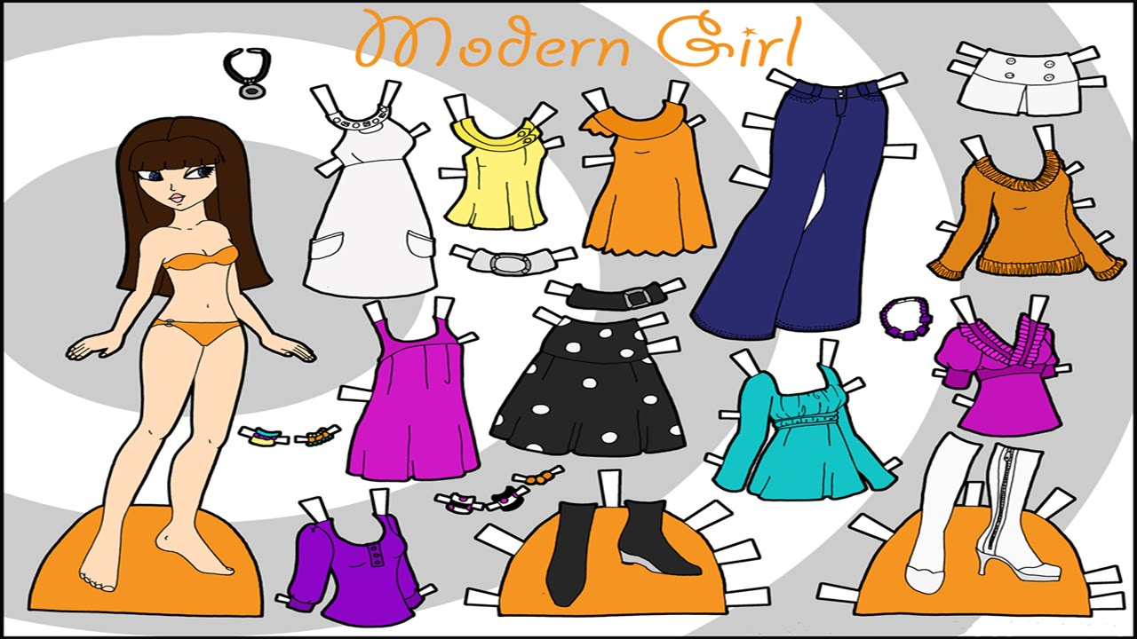 paper doll clothing Find great deals on ebay for paper doll clothing shop with confidence.