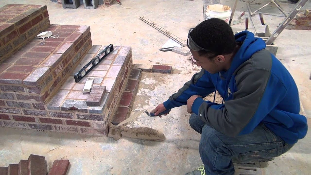 Brick Steps After The Work Has Been Done 02 Youtube