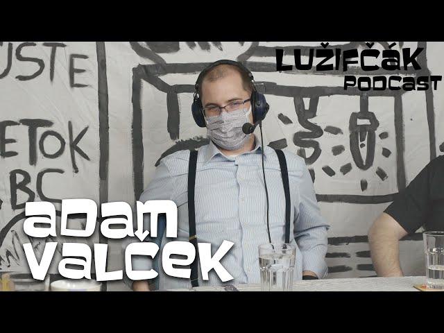 Lužifčák #37 Adam Valček