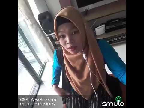 Lagu mandarin versi Indonesia ,melody memory - Nia lavenia