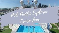 | P&O PACIFIC EXPLORER CRUISE TOUR | JAKE WINTERTON | TRAVEL AGENT TOUR |