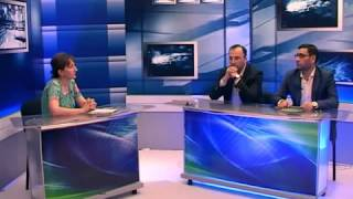 Elşad Miri ilə Hacı Şahinin debatı
