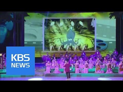 N. Korean Performances | KBS뉴스 | KBS NEWS