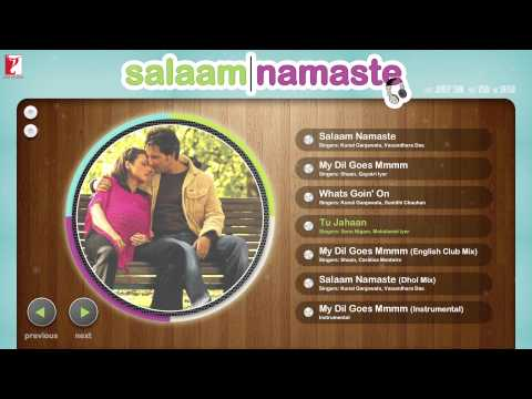 Salaam Namaste  Audio Jukebox