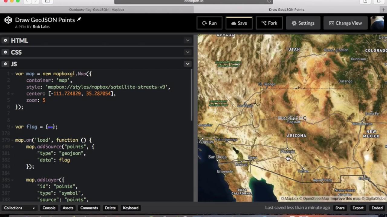 Adding GeoJSON to a Mapbox Style