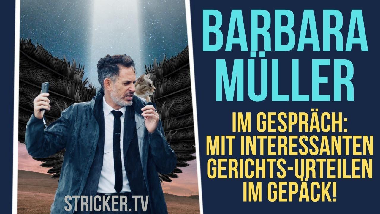 Barbara Müller im Gespräch: Mit interessanten Gerichtsurteilen im Gepäck!