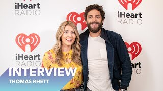 Thomas Rhett on his New Album Center Point Road