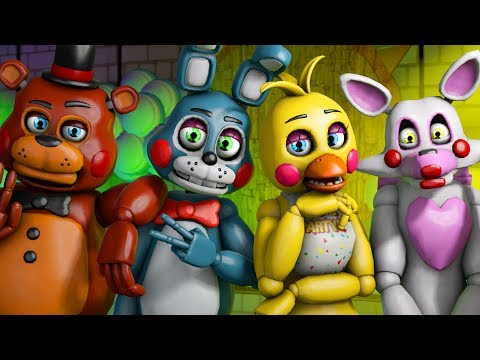 Five Nights at Freddy's Animation Compilation (SFM FNAF ANIMATIONS)