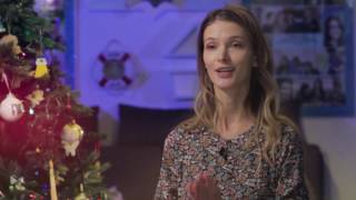 Новогоднее обращение актрисы Светланы Ивановой
