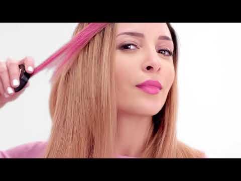 Vidéo Publicité Vivelle Dop Hairchalk Pastel