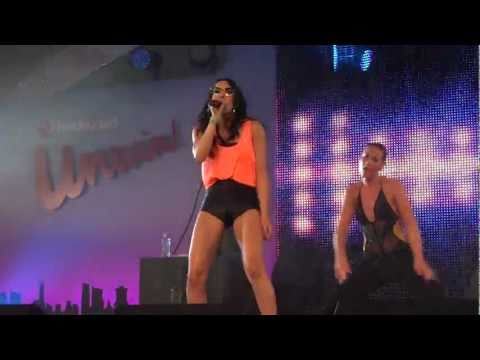 Jodie Connor - Bring It (Live in HD at Wireless Festival 2011)