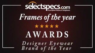 Designer Eyewear Brand of the Year 2015 - Mont Blanc