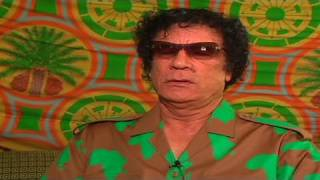 CNN: 2005 interview,  Gadhafi on ending nuclear program
