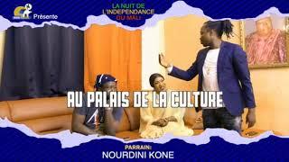 KANTÉ & FATIM DIABATÉ & DOGONO - LA NUIT DE L'INDÉPENDANCE DU MALI (Vidéo 2020)