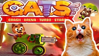 I LOVE C.A.T.S. - Crash Arena Turbo Stars!