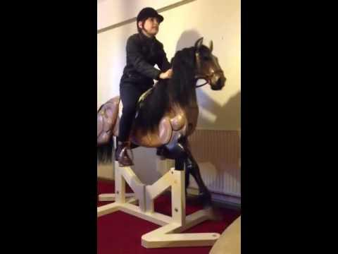 Unique Rocking Horse