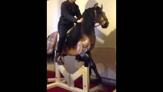 Unique Rocking Horse