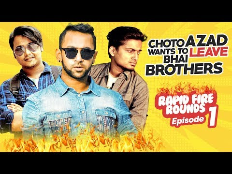Choto Azad Wants To Leave BHAI BROTHERS LTD | Episode 1 | Shouvik | ZakiLOVE | Asid