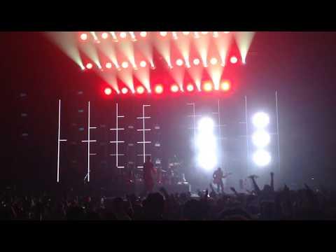 Friction - Imagine Dragons (Smoke + Mirrors Tour Live in Bangkok 2015)
