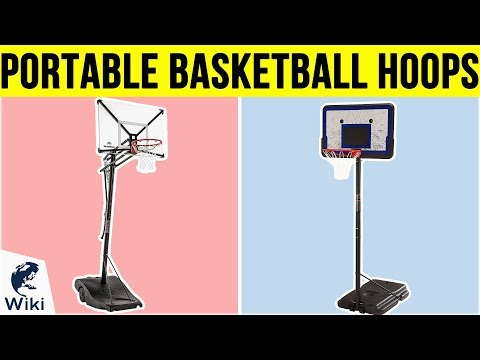 10 Best Portable Basketball Hoops 2019