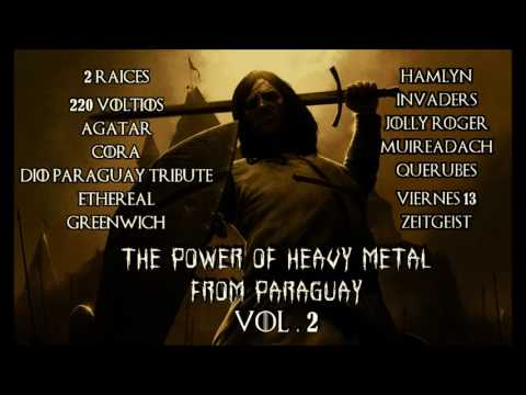 THE POWER OF HEAVY METAL FROM PARAGUAY VOL.2