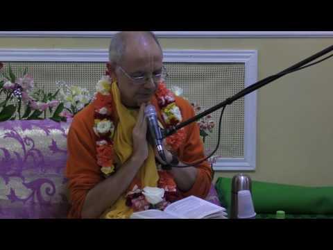 Бхагавад Гита 2.72 - Бхакти Вигьяна Госвами