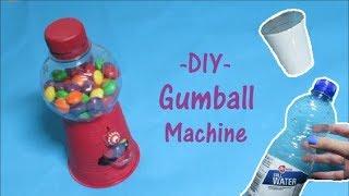 DIY - Mini Functional Gumball Machine! (Korte versie)