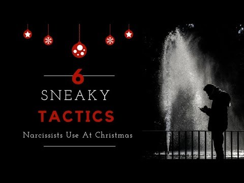 Image result for 6 Sneaky Tactics Narcissists Use At Christmas