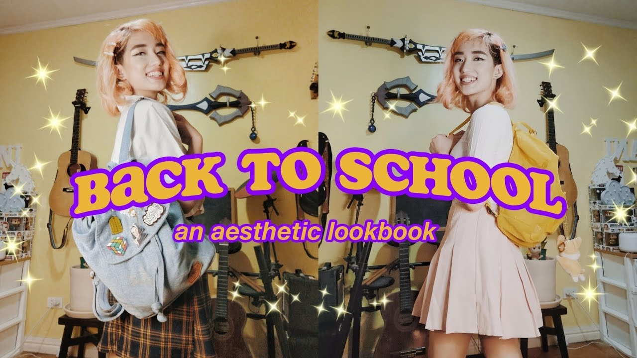 "[VIDEO] - ""Aesthetic"" Back to School Lookbook (Philippines 2019)  | Manic Pixie Dani 8"