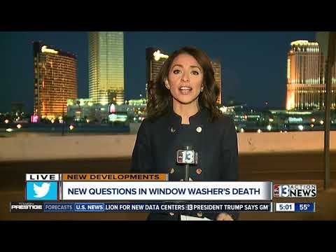 Coroner identifies window washer who died after falling at Trump International Hotel