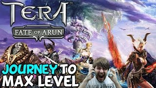 "TERA: Journey To Level Cap Episode 5 ""Even More PeonRage"""