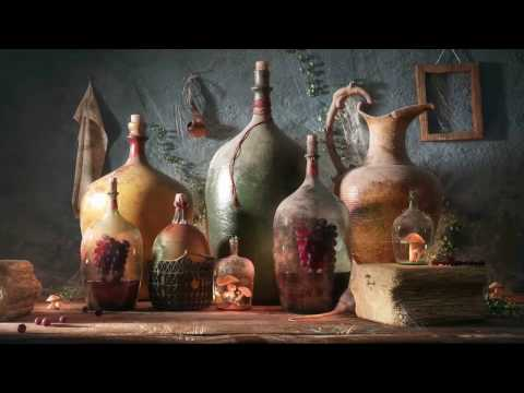 CGI Making of 'Bottles of life' by Farid Ghanbari