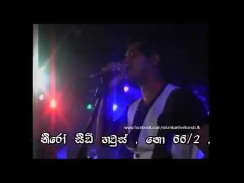Jeeta tha Jiske liye - Arrow Star hindi song Sing Sri Lankan Band (best)