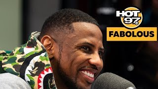 Fabolous Addresses Shiggy Comments, Family Issues + Debates Top Love Song Rappers