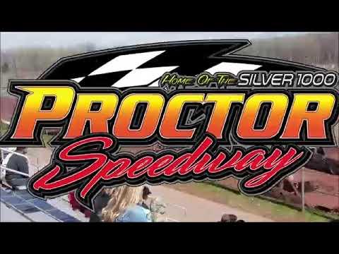 Proctor Speedway Monster Trucks 2019
