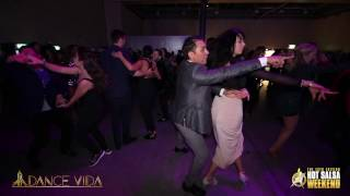 SALSA with FABIAN & NICOLINA - Dance vida