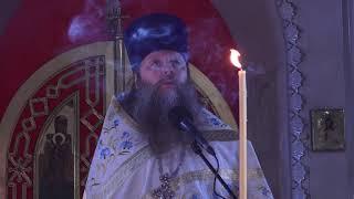 Две проповеди на воскресное Евангелие, в праздник Покрова Пресвятой Богородицы.