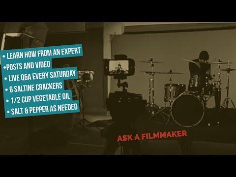 Ask A Filmmaker
