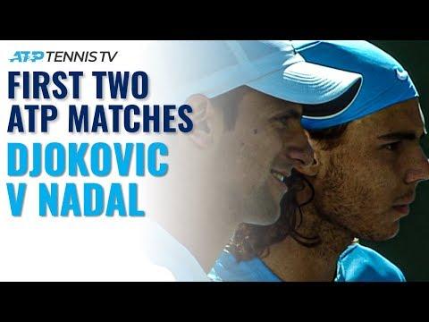 Nadal Vs Djokovic: The Beginning Of The Rivalry!