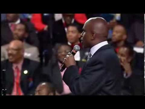 Powerful word from Bishop Vincent Mathews- COGIC Convocation 2013