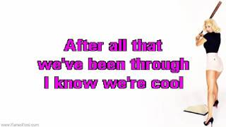 Cool - Gwen Stefani Karaoke Lyrics.mp4
