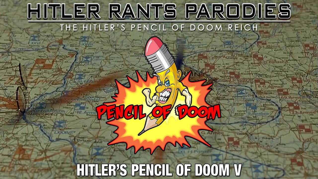 Hitler's Pencil of Doom V