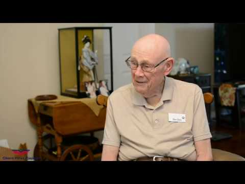 Military Veteran Speaks of The Korean War