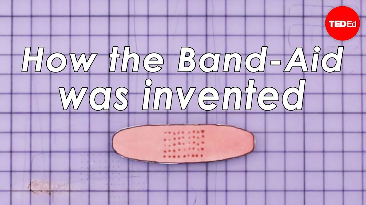 Who Invented The Band Aid >> How The Band Aid Was Invented Moments Of Vision 3 Jessica Oreck