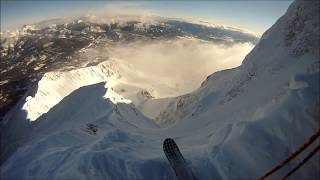 Big Couloir GoPro Big Sky