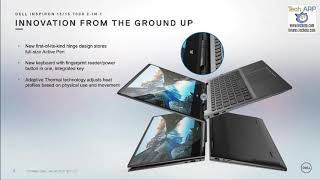The 2019 Dell Inspiron 7000 2-in-1 Tech Briefing